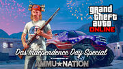 Das Independence Day Special-Plakat