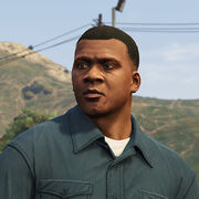 CLINTON, Franklin, Grand Theft Auto V, GTA 5