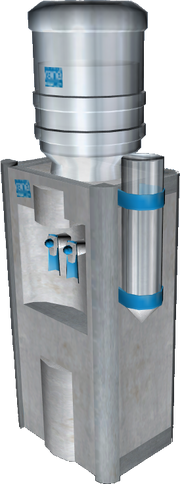 Rainé-Wasserspender, GTA IV