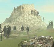 SA Mount Chiliad