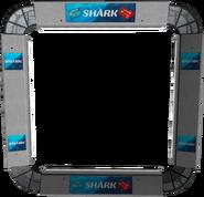 Shark-Neontafel