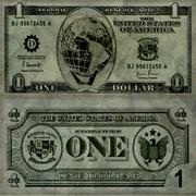 1-Dollar-Schein