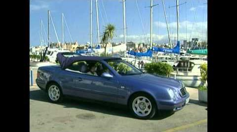 Mercedes Benz CLK-Class Coupes and Cabriolets W208 C208 W209 C209 Specs Documentary