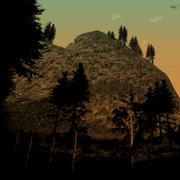 Mount Chiliad, Whetstone, SA