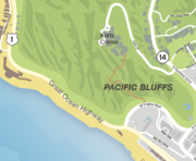 Pacific Bluffs, Los Santos