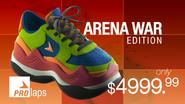 ProLaps Arena War Edition