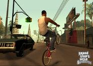 Screen-sa cj wheelie bike
