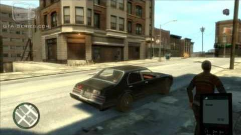 GTA IV - It's Your Call