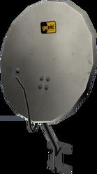 Genic-Satellitenschüssel 1