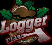 Logger-Beer-Logo, IV