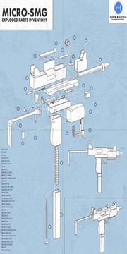 Aufbau einer Micro-SMG (V)