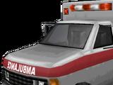 Krankenwagen (III)
