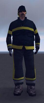 Feuerwehrmann, III