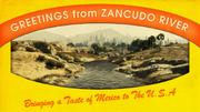 Zancudo-River-Ansichtskarte