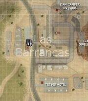 Las Barrancas