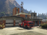 Paleto Bay Fire Station