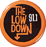 The-Low-Down-91.1-Ansteckplakette