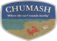 Chumash-Schild