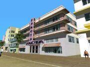 Dakota Hotel, Ocean Beach, VC