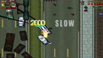 GTA 2 (1999) - I'd Like A Tank Please, Bob! 4K 60FPS