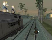 Wrong Side of the Tracks, Los Santos, SA