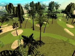 Yellow Bell Golfplatz, Las Venturas, SA