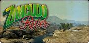 Zancudo-River-Ansichtskarte 2