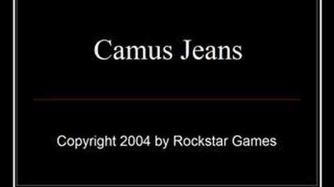 Camus Jeans Commercial