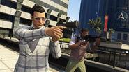 GTA V DLC Business Update Waffen