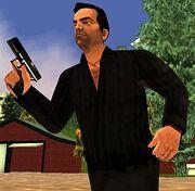 Pistole, Cedar Grove, LCS