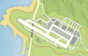 Fort zancudo landkarte