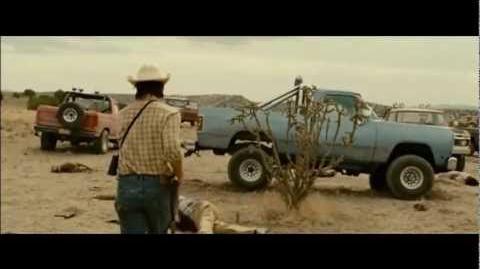 No Country for Old Men (Desert Scene)
