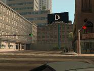 Fifth Avenue Ende