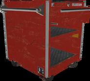 Mobiler Power-Metal-Werkzeugschrank 2