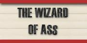 The-Wizard-of-Ass-Schild