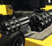 Annihilator-Minigun, GTA V