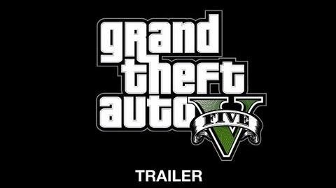 Grand Theft Auto V Trailer-0