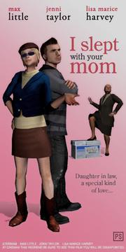 I-slept-with-my-Mom-Plakat