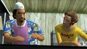 VC Jethro und Dwayne