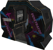 Penetrator-Arcade-Automat
