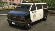 Polizei Transporter