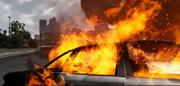 Feuer und Krankenwagen V