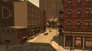 GTA IV Back Passage
