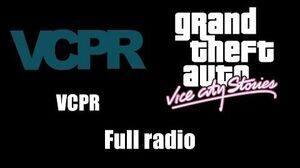GTA Vice City Stories - VCPR Full radio
