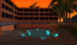 Beach Comber Pool