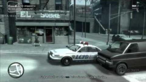GTA IV - Crime and Punishment