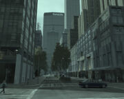 Lancet (GTA4) (southwards)