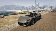 PFISTER, 811, Front, Grand Theft Auto V, GTA 5