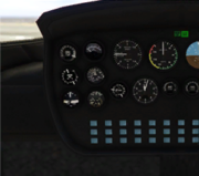 Vestra-Cockpit, GTA V