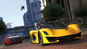 GTA V DLC Business Update Fahrzeuge